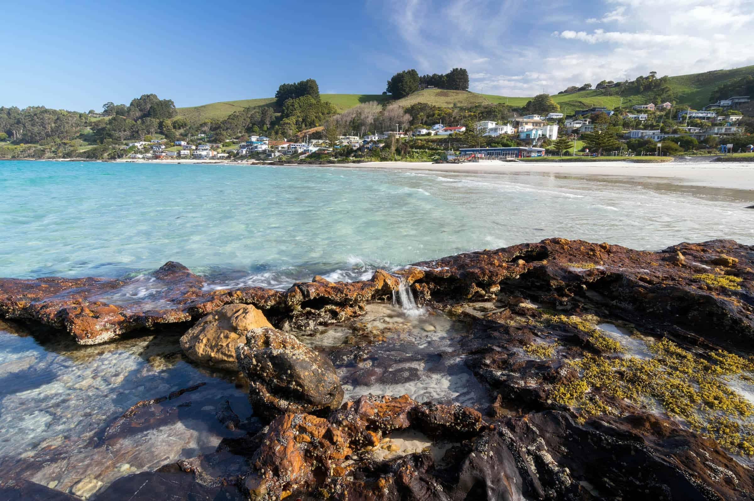 Boat Harbour Beach Tasmania