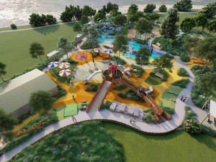 Anzac Park Concept Image
