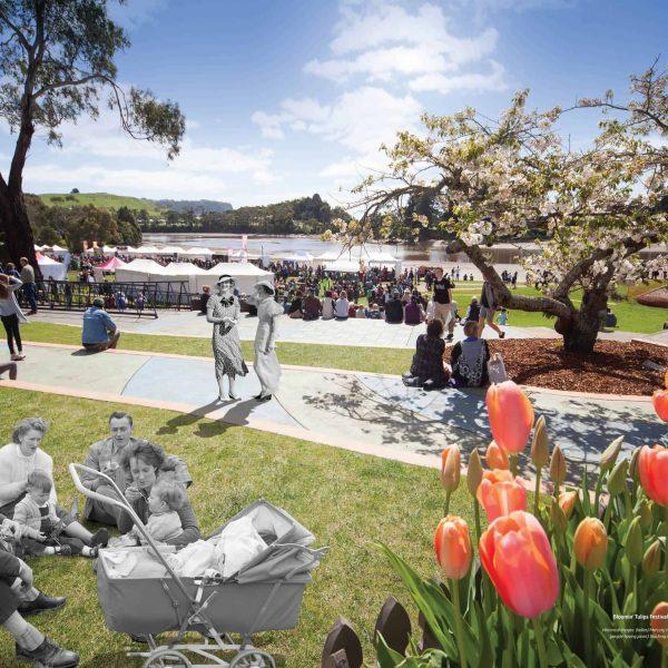 Waratah Wynyard Council - Tulip Festival