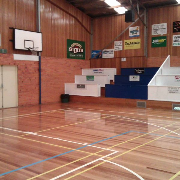 Advertising Inside Wyny Sports Centre (4)