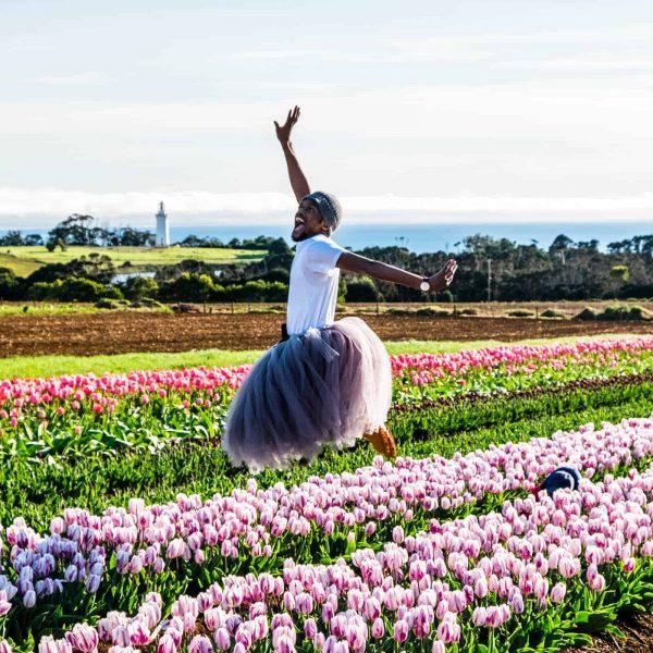Waratah Wynyard Council - Dancing In Tulips Tutu